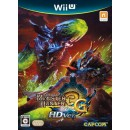 WII U Monster Hunter 3 (Tri) G HD ver.