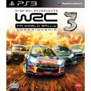 PS3 WRC 3 FIA World Rally Championship