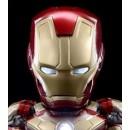 Iron Man 3 - Hybrid Metal Figuration Iron Man Mark 42