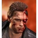 The Terminator - Movie Masterpiece 1/6 T-800 (Battle Damaged ver.)