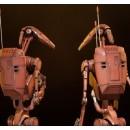 Militaries of Star Wars - Geonosis Infantry Battle Droid (set of 2)