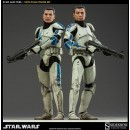 Star Wars - Clone Troopers: Echo and Fives 1/6