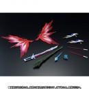 NXEDGE STYLE (MS UNIT) Strike Freedom Gundam vs Destiny Gundam Confrontation Set