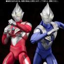 ULTRA-ACT Ultraman Tiga Sky Type & Power Type