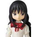 Puella Magi Madoka Magica - RAH Akemi Homura School Uniform ver.