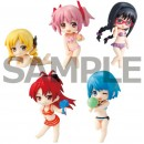 Toys Works Collection Niitengo Deluxe 2.5 Puella Magi Madoka Magica Movie (box of 6)