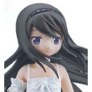 Puella Magi Madoka Magica Movie - SQ Figure Akemi Homura White Dress ver.
