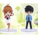 Card Captor Sakura Atsumete Figures for Girls 4 (set of 2)