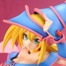 Yu-Gi-Oh ! Duel Monsters - Black Magician Girl with Chibi