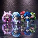 Petit Chara Sailor Moon - Black Moon ver. (box of 5)