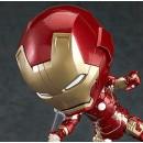 Avengers : Age of Ultron - Nendoroid Iron Man Mark 43: Hero's Edition + Ultron Sentries Set