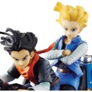 Dragon Ball Z - Desktop Real McCoy 04 Android 17 & Android 18
