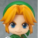 The Legend of Zelda - Nendoroid Link: Majora's Mask 3D Ver.
