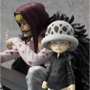 One Piece - Portrait of Pirates LIMITED EDITION Corazon & Law