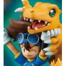 Digimon Adventure - G.E.M Series Yagami Taichi & Agumon