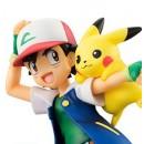 Pokemon - G.E.M Series Ash & Pikachuu & Charmander