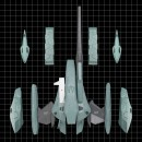 Macross II Lovers Again - Super Armed Pack for VF-2SS Valkyrie II