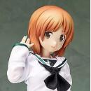 Girls und Panzer - Nishizumi Miho School Uniform & Ankou Suits Ver. 1/4