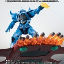 Robot Damashii (side MS) Do-Dai YS & Gouf Option Set ver. A.N.I.M.E.