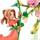 Digimon Adventure - G.E.M Series Lilimon & Mimi Tachikawa