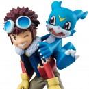 Digimon Adventure 02 - G.E.M Series Motomiya Daisuke & V-Mon