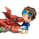 Digimon Tamers - G.E.M Series Guilmon & Takato Matsuda