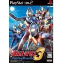 PS2 Ultraman Fighting Evolution 3