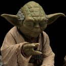 ARTFX Yoda The Empire Strikes Back Repainted Ver. 1/7
