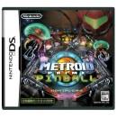 NDS Metroid Prime Pinball