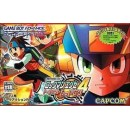 GBA Rockman EXE 4 Tournament Red Sun