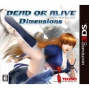 3DS Dead or Alive: Dimensions