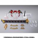 METAL BUILD Powered Red &150 Gerbera Straight (Power) Option Set