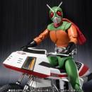 The New Kamen Rider - S.H.Figuarts Sky Rider & Sky Turbo Set