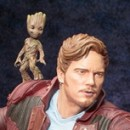 Guardians of The Galaxy 2 - ARTFX Star Lord with Groot