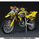 Kamen Rider Ex-Aid - S.H. Figuarts Kamen Rider Lazer Bike Gamer Level 2
