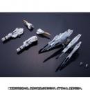 METAL BUILD - Gundam F91 MSV Option Set