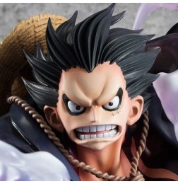 "One Piece - Portrait of Pirates ""SA-MAXIMUM"" Monkey D. Luffy Gear 4"