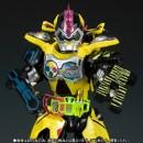 Kamen Rider Ex-Aid - S.H. Figuarts Kamen Rider Lazer Hunter Bike Gamer Level 5