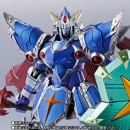 Metal Robot Damashii (Side MS) Full Armor Knight Gundam (Real Type Ver.)