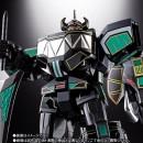 "Soul of Chogokin GX-72 Daijuujin ""Kyoryu Sentai Zyuranger"" (Black Version)"