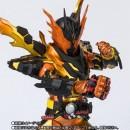 Kamen Rider Build - S.H. Figuarts Kamen Rider Cross-Z Magma