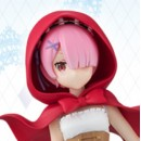 Re:Zero kara Hajimeru Isekai Seikatsu - SSS Figure Ram - Red Hood