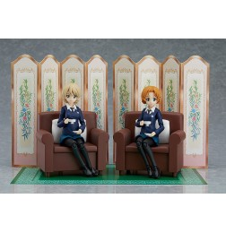 Girls und Panzer das Finale - Figma Darjeeling & Orange Pekoe Set