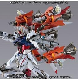 Gundam Seed MSV - Metal Build Gunbarrel Striker