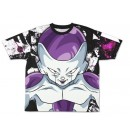 Dragon Ball Z - Freezer Double-sided Full Graphic T-shirt