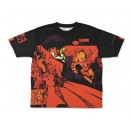 Cowboy Bebop Double-sided Full Graphic T-shirt