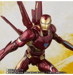 S.H Figuarts Iron Man Mk-50 Nano-Weapon Set (Avengers: Infinity War)
