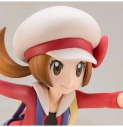Pokemon - ARTFX J Lyra & Chikorita
