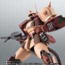 Robot Damashii (side MS) MS-06D Zaku Desert Type Caracal Corps ver. A.N.I.M.E