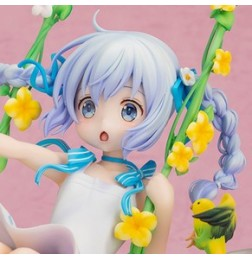 Is the order a rabbit? Chino Flower Swing ver.